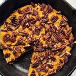 Paleo Sweet Potato Pie Skillet