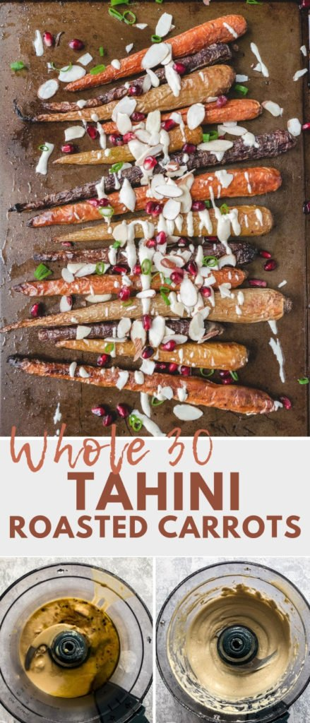 Whole 30 Tahini Dressing | Looking for a delicious and creamy dressing to spice up your Whole 30 recipe? This easy tahini dressing recipe is super easy to make with just 3 ingredients! It's Whole 30 compliant, Paleo, vegan and gluten-free. And you can use this Whole 30 dressing in so many ways -- as a healthy salad dressing, vegetable dip, you name it! | Shuangy's Kitchen Sink #ShuangysKitchenSink #whole30 #paleo #vegan #glutenfree #saladdressing #whole30recipe #healthyrecipe #W30