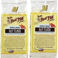 Whole Grain Oat Flour, 22 oz, 2 pk