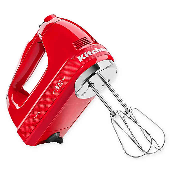 KitchenAid KitchenAid Ultra Power 5 Speed Hand Mixer | Wayfair