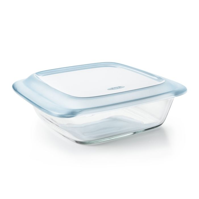 OXO 8x8 Glass Baking Dish with Lid