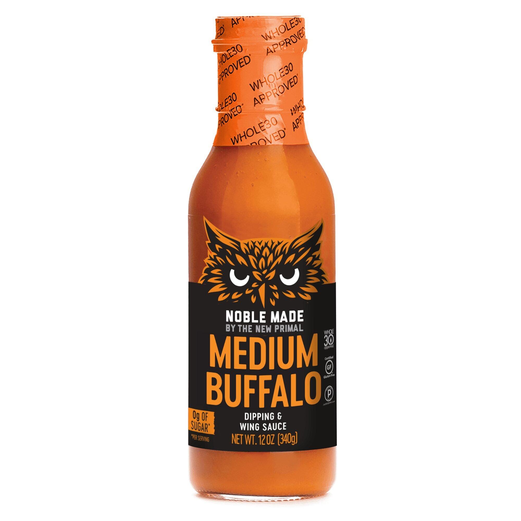 Medium Buffalo Sauce Whole30 Approved