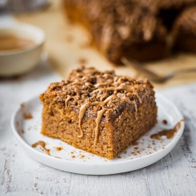 Healthy Coffee Cake