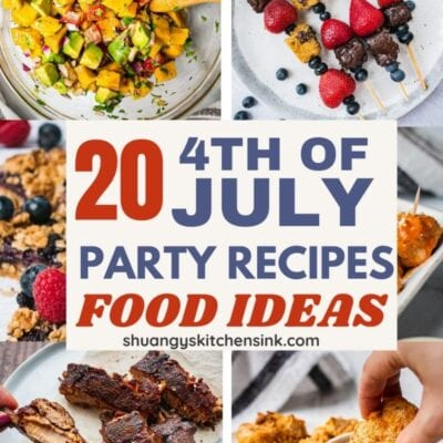 20 healthy 4th of July recipes