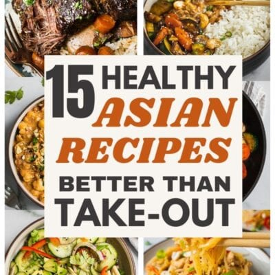 15 Healthy Asian Food Recipes