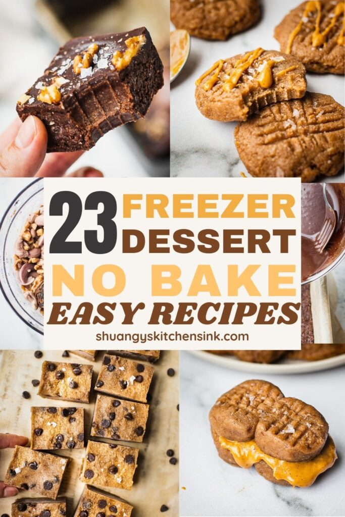 A collection of no bake dessert, energy bites, bliss balls, and post workout snacks.