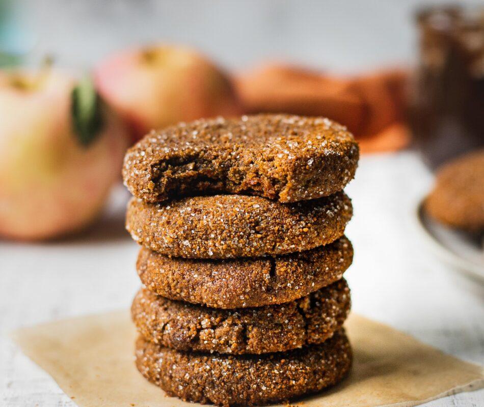 Apple Butter Cookies {Video}